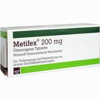Abbildung von Metifex 200mg Tabletten 20 Stück