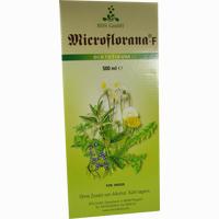 Abbildung von Microflorana F 500 ml