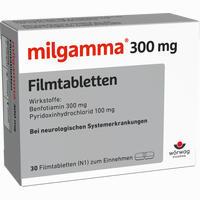 Abbildung von Milgamma 300mg Filmtabletten  30 Stück