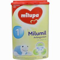 Abbildung von Milupa Milumil 1 Ep Pulver 800 g