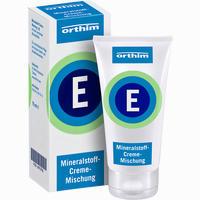 Mineralstoff-creme E   75 ml