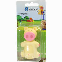 Miradent Funny Snapper Schwein 1 Stück