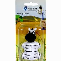Miradent Funny Snapper Zebra 1 Stück