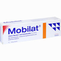 Abbildung von Mobilat Intens Muskel- und Gelenksalbe 3% Creme 150 g