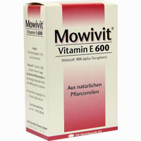 Mowivit 600  Kapseln 100 Stück