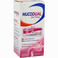 Abbildung von Mucodual 2in1 Sirup  100 ml
