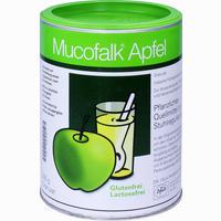 Mucofalk Apfel  Granulat 300 g