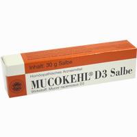 Abbildung von Mucokehl D3 Salbe 30 g