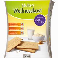 Multan Wellnesskost Protein-Gebäck 12X5 ST