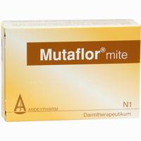 Abbildung von Mutaflor Mite Magensaftresistente Kapseln 20 Stück