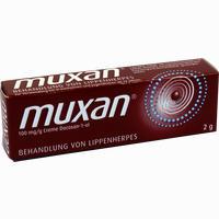 Abbildung von Muxan Creme  2 g