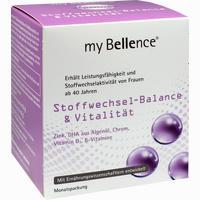 My Bellence Stoffwechsel-balance & Vitalität Kombipackung 2X30 Stück