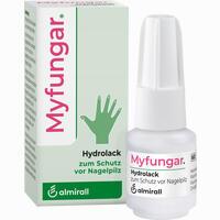 Abbildung von Myfungar Nagellack 6 ml