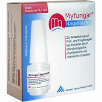 Abbildung von Myfungar Nagellack Lösung 3.3 ml