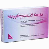 Abbildung von Mykofungin 3 Kombi 1 Packung
