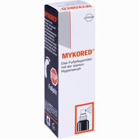 Abbildung von Mykored gegen Fuß- und Nagelpilz Spray 70 ml