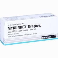 Mykundex  Dragees 50 Stück