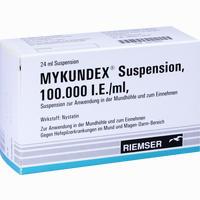 Abbildung von Mykundex Suspension  24 ml