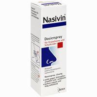 Abbildung von Nasivin für Erwachsene und Schulkinder Dosierspray Nasendosierspray 10 ml