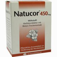 Abbildung von Natucor 450mg Filmtabletten 50 Stück