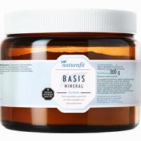 Naturafit Basis Mineral  Pulver 300 g