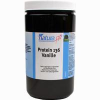 Naturafit Protein 136 Vanille  Pulver 400 g