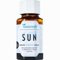 Naturafit Sun  Kapseln 60 Stück