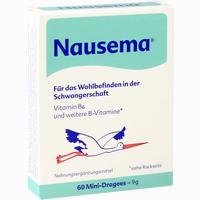 Abbildung von Nausema Dragees  60 Stück