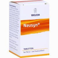 Abbildung von Nausyn Tabletten 100 Stück