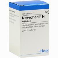Abbildung von Nervoheel N Tabletten 50 Stück