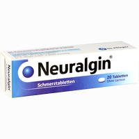 Abbildung von Neuralgin Tabletten 20 Stück