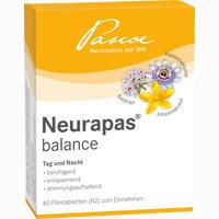 Neurapas Balance  Filmtabletten 60 Stück