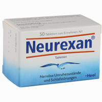 Abbildung von Neurexan Tabletten 50 Stück