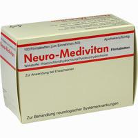 Abbildung von Neuro- Medivitan Filmtabletten 100 Stück