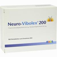 Abbildung von Neuro Vibolex 200 Filmtabletten 100 Stück