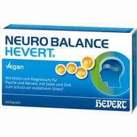 Abbildung von Neurobalance Hevert Kapseln 60 Stück