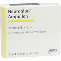 Neurobion  Ampullen Emra-med 3X3 ml