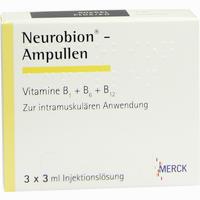 Neurobion  Ampullen Kohlpharma 3X3 ml