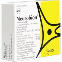 Neurobion  Ampullen Merck selbstmedikation 3X3 ml