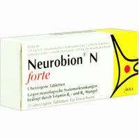 Neurobion N Forte  Dragees 20 Stück