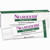 Abbildung von Neuroderm Pflegecreme Lipo  100 g
