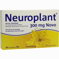 Neuroplant 300mg Novo  Filmtabletten 60 Stück