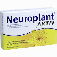 Neuroplant Aktiv  Filmtabletten 60 Stück