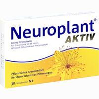 Neuroplant Aktiv  Filmtabletten 30 Stück