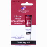 Abbildung von Neutrogena Norwegische Formel Intense Repair Lippenbalsam  15 ml