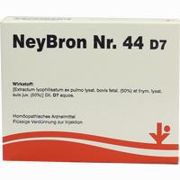 Neybron Nr. 44 D7  Ampullen 5X2 ml