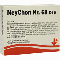 Neychon Nr. 68 D10  Ampullen 5X2 ml