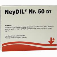 Neydil Nr. 50 D7  Ampullen 5X2 ml