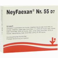Neyfaexan Nr. 55 D7  Ampullen 5X2 ml