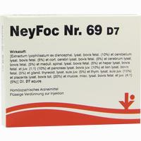 Neyfoc Nr. 69 D7  Ampullen 5X2 ml
